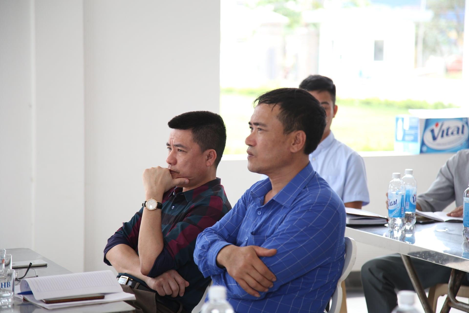 SBS Triển Khai Hợp Tác với Công ty TNHH Tấn Phát